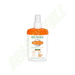 BionnexPreventiaLotionSolaireSpf50+