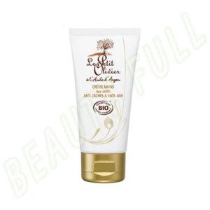 Crème-mains-aux-actifs-anti-taches-et-anti-âge-à-l'huile-d'Argan-bio