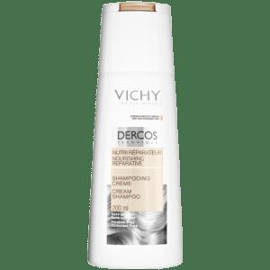 DERCOS NUTRI REPARATEUR Shampooing Crème