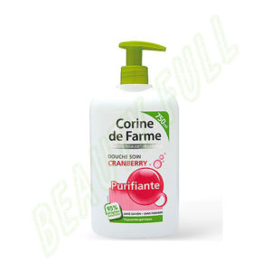 DoucheSoinPurifianteAuCranberry750Ml