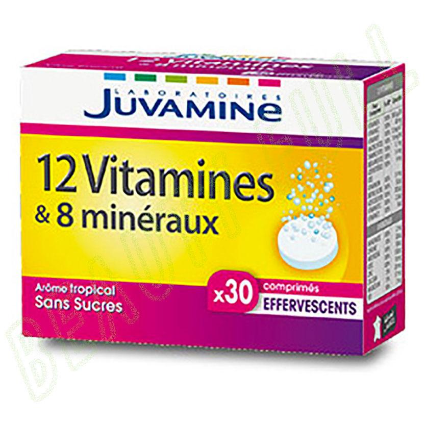 Fizz-12-vitamines-&-8-minéraux