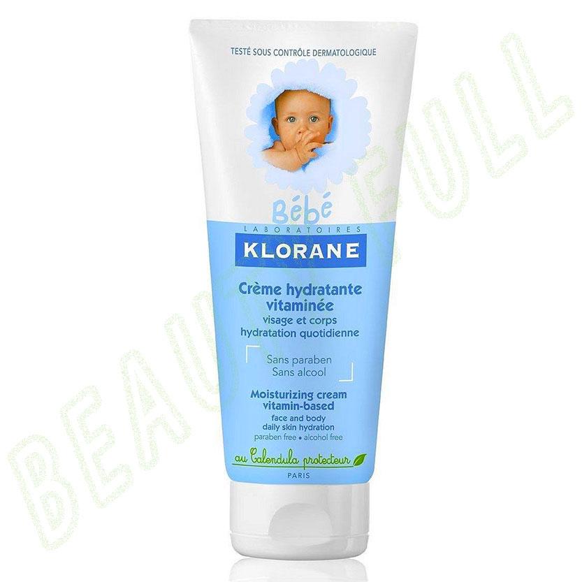 KLORANE-Bébé-Crème-Hydratante-vitaminée