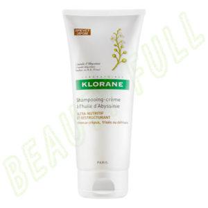 KLORANE-Cheveux-Shampooing--crème-à-l'huile-d'Abyssinie