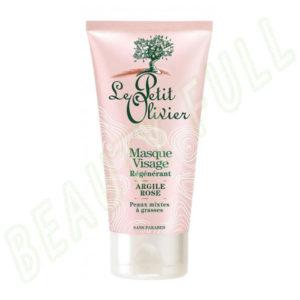 Masque-Visage-Régénérant---Argile-Rose---75-ml