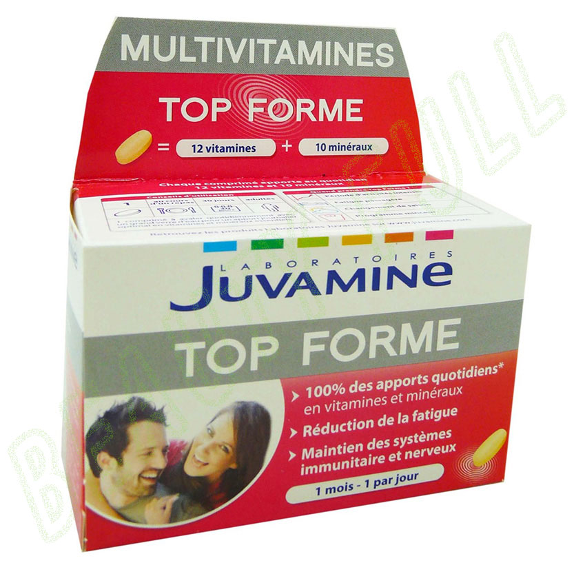 Multivitamines-Top-Forme