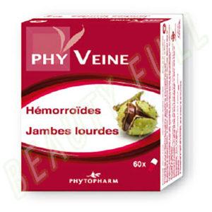 PHYVEINE-Gellules