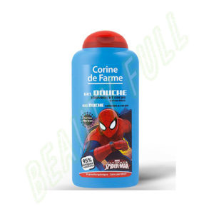 UltimateSpiderManGelDoucheCorpsEtCheveux250Ml