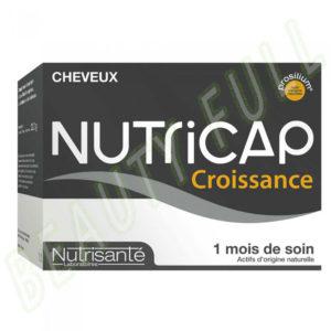 nutricapCroissance60Gellules